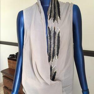 Tops - Marlene Birger blouse